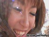 תשוקה יפה חיוך סקסי מעולה
