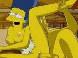 הסימפסונים עושים סקס