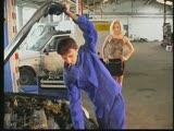 סקס על האוטו שלה