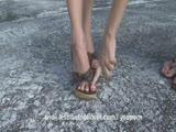 לסביות מלקקות רגליים